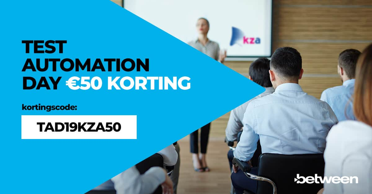 KZA test automation day 2019