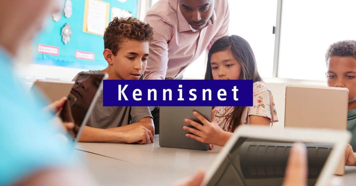 Between geselecteerd door Kennisnet als een van de brokers